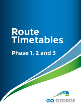 Download PDF Timetables