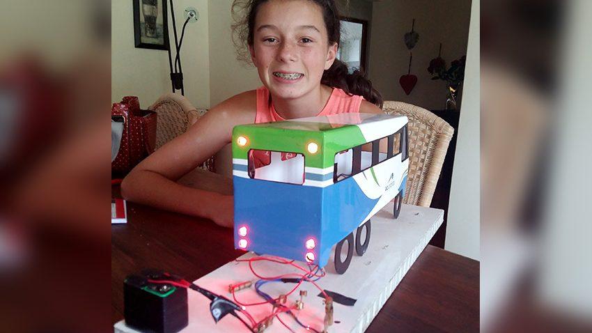 Erin's bus