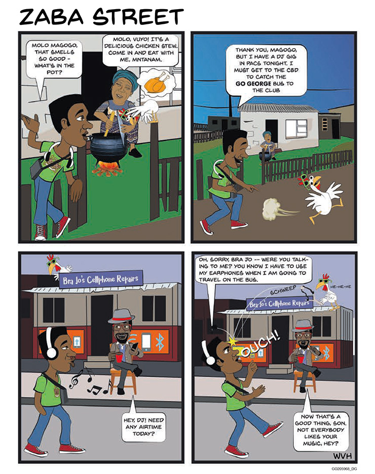 Zaba Street Issue 2