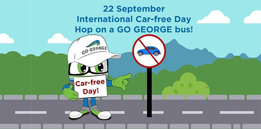 GO GEORGE Car Free Day