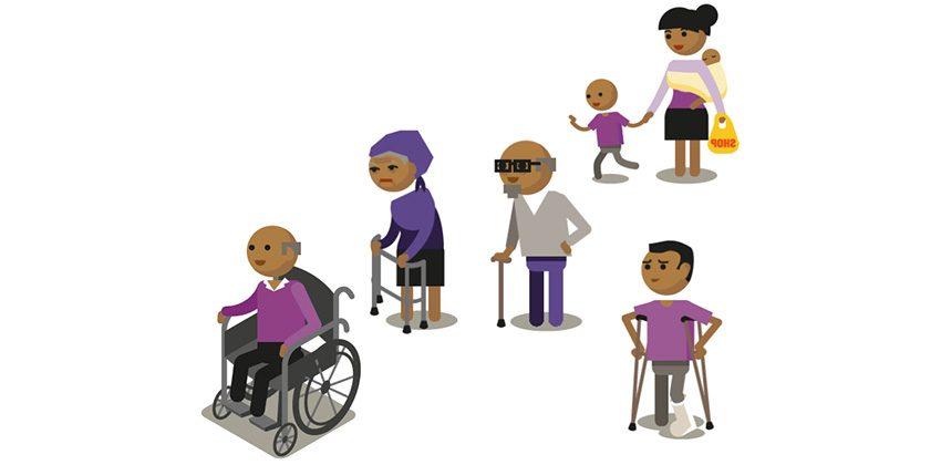Special needs passengers