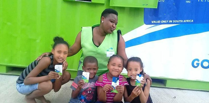 Go George Kids' free ride with Smart Cards