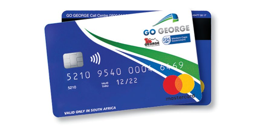 GO GEORGE Smart Card