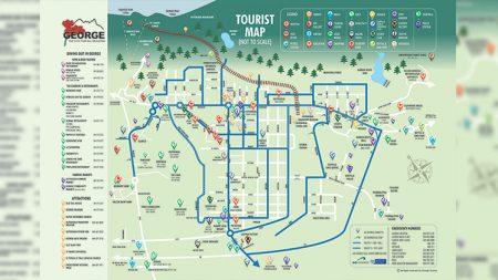 George Tourism Maps