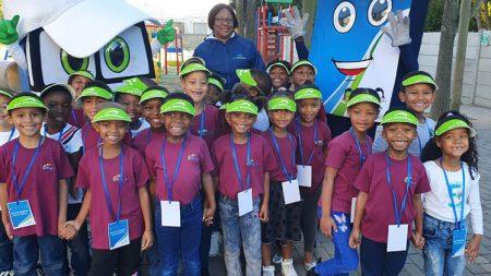 Eden Pre-primary bus trip