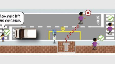 Pedestrians infographic 01
