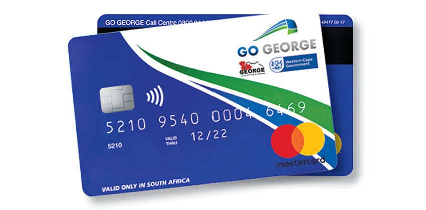 GO GEORGE AFC Smart Card