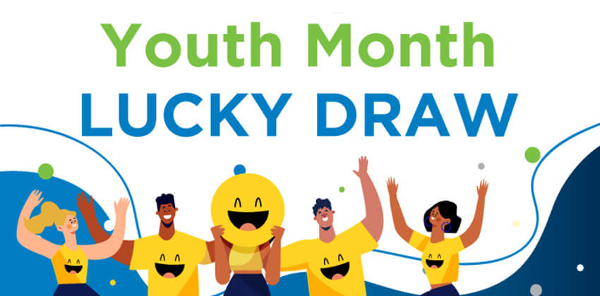 Go George Youth Month Lucky Draw