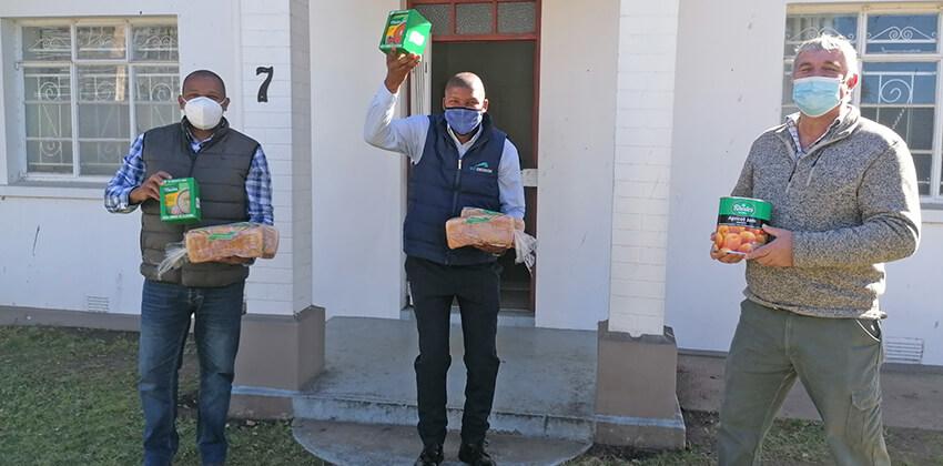 Mandela Day 2021 George CBD Food Initiative
